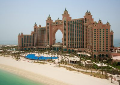 Dubai, Atlantis The Parlm